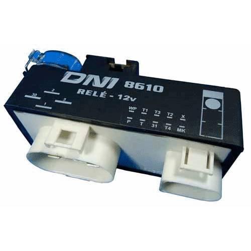 Dni8610 - Relé de Controle do Ventilador do Radiador