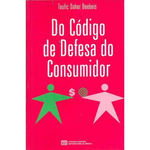 Do Código de Defesa do Consumidor