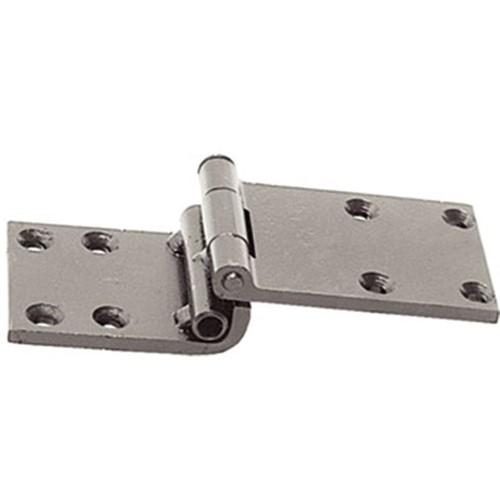 Dobradiça Superior Porta com Tubo Lado Direito - Un50232