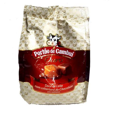 Doce de Leite/Chocolate 250g - Portão de Cambui