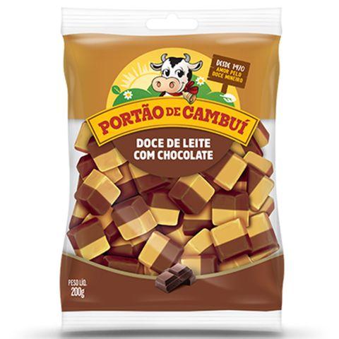 Doce de Leite com Chocolate 200g - Portão de Cambuí