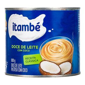 Doce de Leite com Coco Itambé 800g