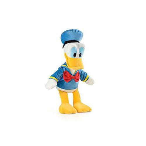 Donald de Pelúcia de 22cm com Som Multikids