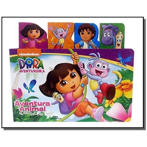 Dora, a Aventureira - 4 Volumes