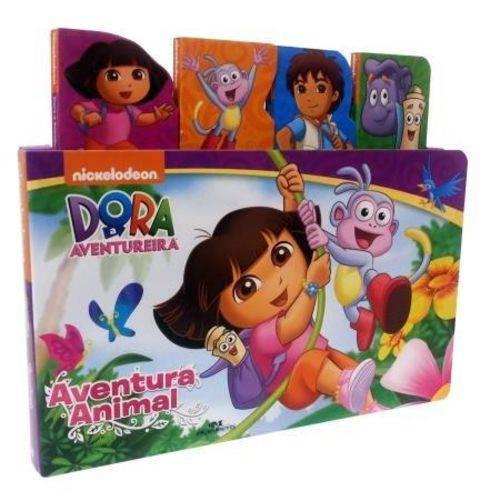 Dora a Aventureira - Aventura Animal