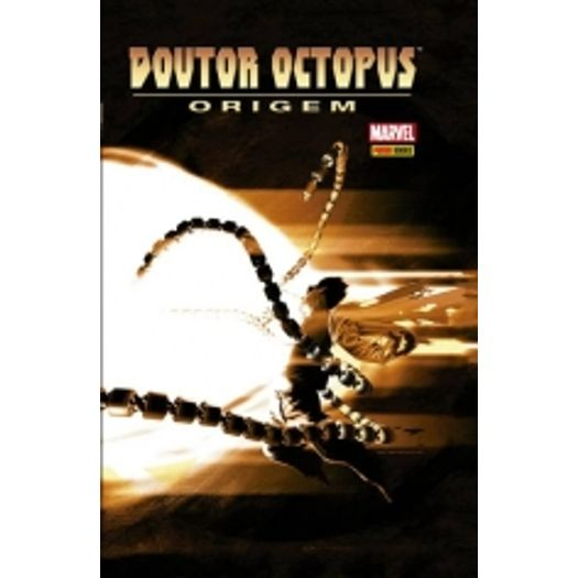 Doutor Octopus - Origem - Panini