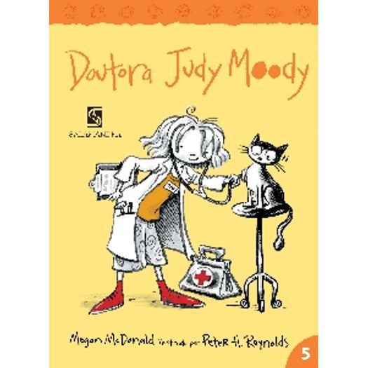 Doutora Judy Moody - Salamandra
