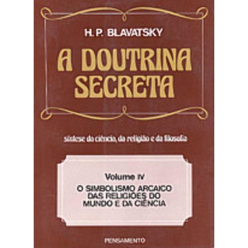 Doutrina Secreta, a - Vol 4 - Pensamento