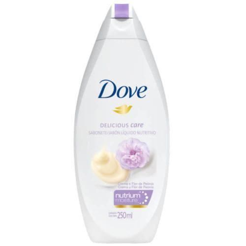 Dove Creme e Flor de Peônia Sabonete Líquido 250ml