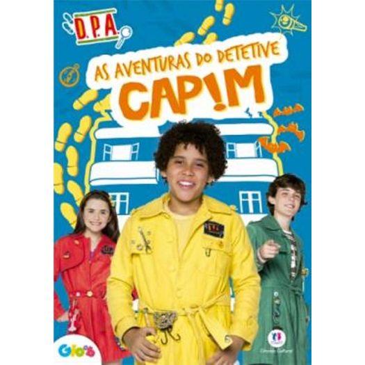 Dpa - as Aventuras do Detetive Capim - Ciranda Cultural