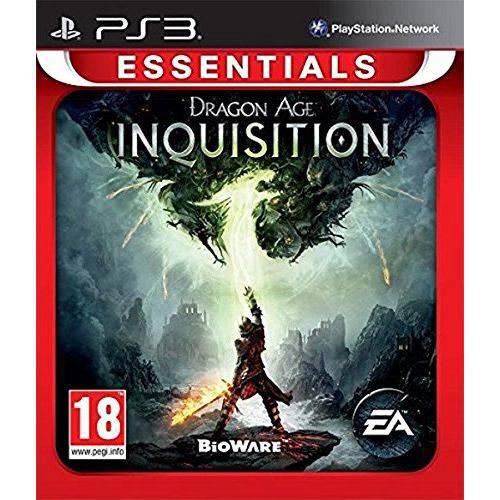 Dragon Age: Inquisition Essentials - Ps3