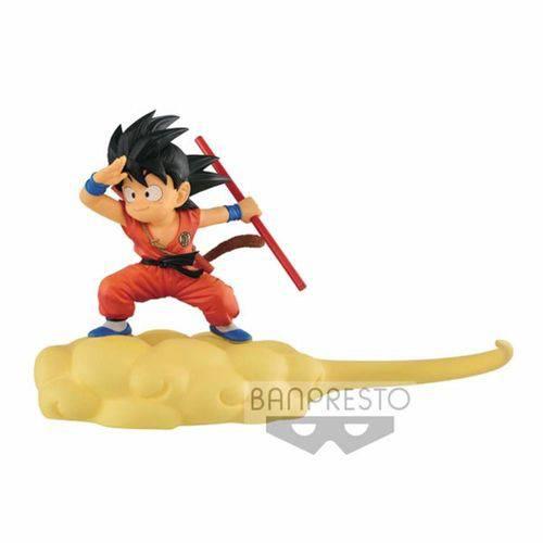 Dragon Ball Goku Nuvem Voadora Laranja - Banpresto