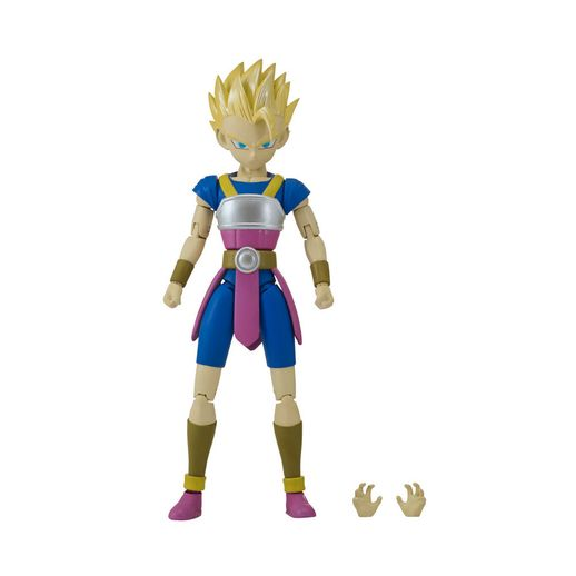 Dragon Ball Super 35855O Boneco Articulado Colecionável Super Cabba - Fun Divirta-se