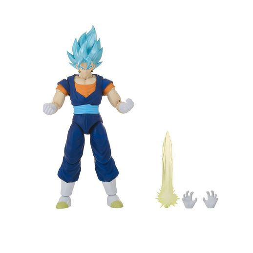 Dragon Ball Super 35855O Boneco Articulado Colecionável Super Vegeta - Fun Divirta-se Dragon Ball Colecionável Super Vegeta - Fun Divirta-se