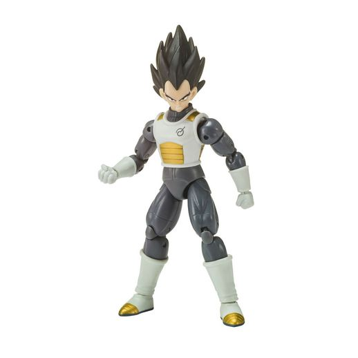 Dragon Ball Super 35855R Boneco Articulado Colecionável Vegeta - Fun Divirta-se Dragon Ball Colecionável Vegeta - Fun Divirta-se