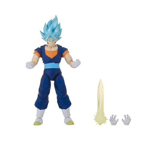 Dragon Ball - Super Boneco Articulado Série 5 - Super Saiyan Blue Vegito - Fun - FUN