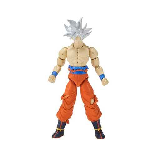 Dragon Ball - Super Boneco Articulado Série 7 - Ultra Instinct Goku - Fun - FUN