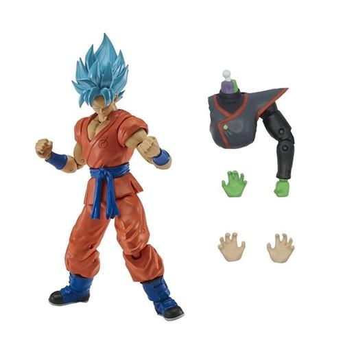 Dragon Ball - Super Boneco Articulado Série 3 - Super Saiyan Blue Goku - Fun - FUN