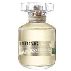 Dream Big Benetton - Perfume Feminino - Eau de Toilette 80ml