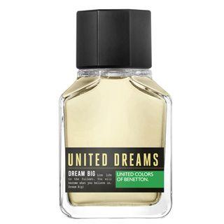 Dream Big For Men Benetton - Perfume Masculino - Eau de Toilette 100ml