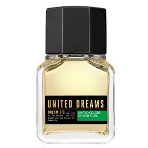 Dream Big For Men Benetton - Perfume Masculino - Eau de Toilette 60ml