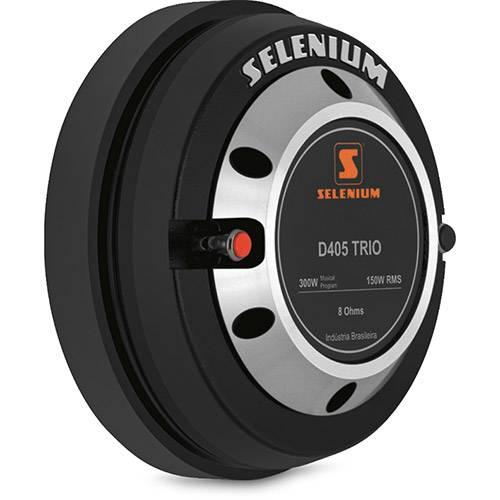 Driver D405 Trio 150Wrms Profissional - Selenium