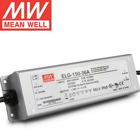 Driver Mean Well Elg-150h-36a