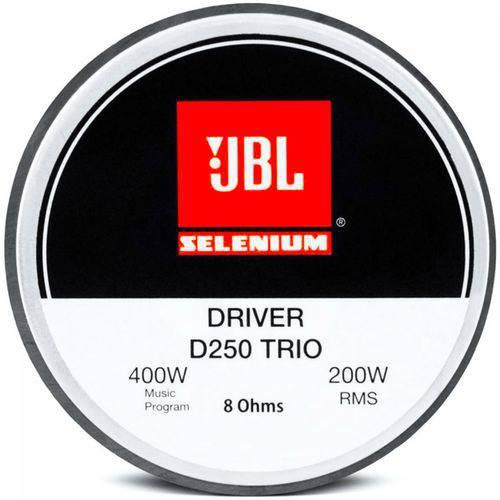 Driver Selenium D250 Trio