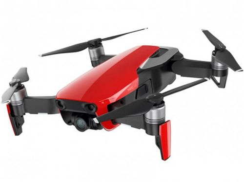 Drone Dji Mavic Air Fly More Combo Flame Red - InfoParts