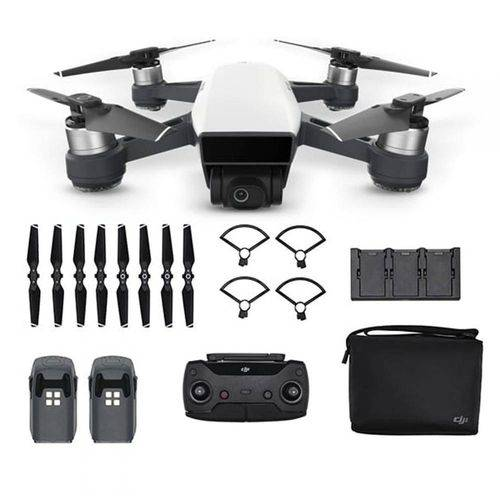 Drone Dji Spark Combo Fly More Anatel