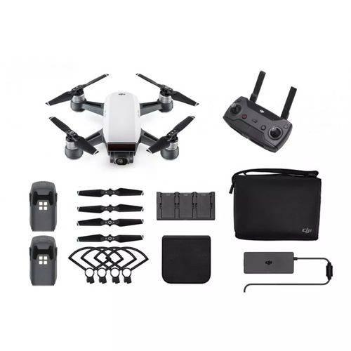 Drone Dji Spark Fly More Combo (branco)