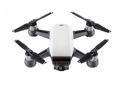 Drone Dji Spark Fly More Combo White Alpine Contr - InfoParts