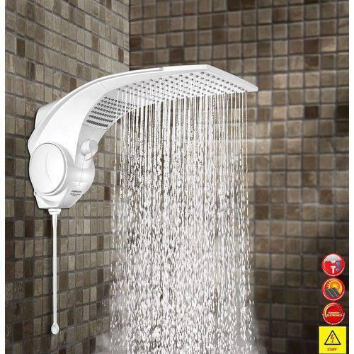 Ducha Lorenzetti Duo Shower Quadra Eletronica 127v 5500w