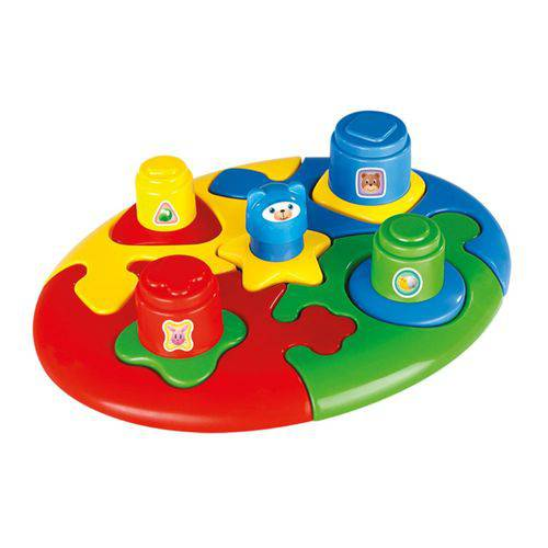 Duo Baby Puzzle