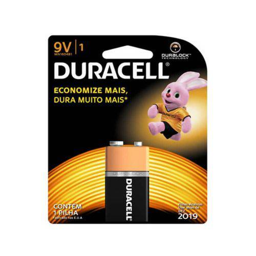 Duracell Bateria 9v