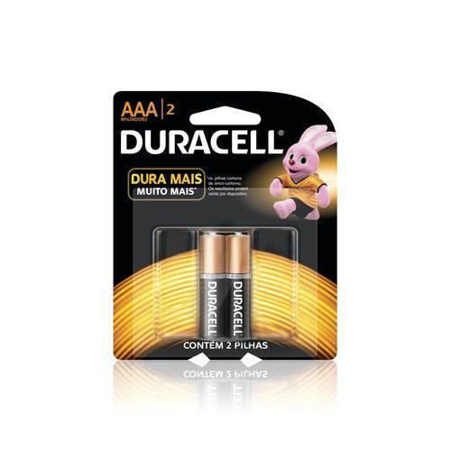 Duracell Duralock Pilha Alcalina AAA
