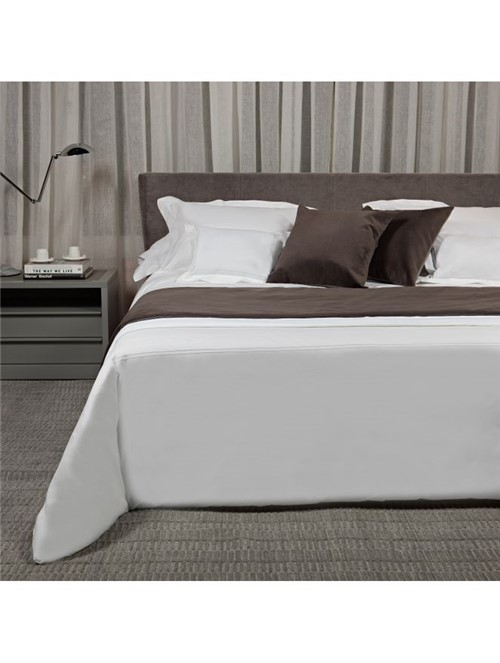 Duvet Potenza Branco King Queen