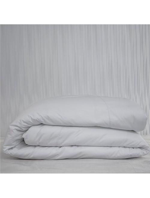 Duvet Simplicité Branco Solteiro