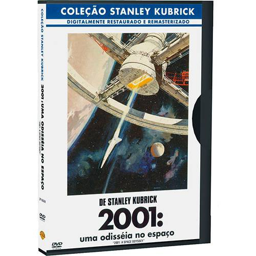 DVD 2001: uma Odisséia no Espaço