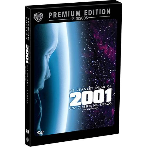 DVD- 2001: uma Odisséia no Espaço