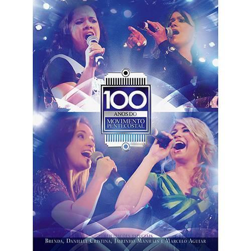 DVD 100 Anos do Movimento Pentecostal