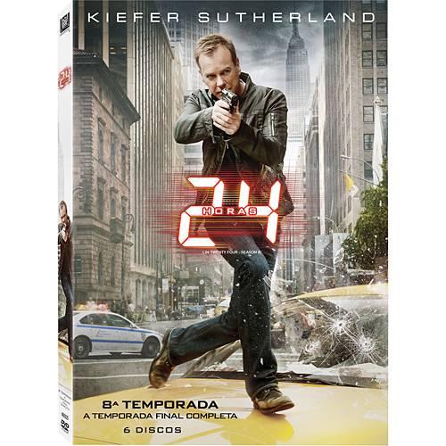 DVD 24 Horas - 8ª Temporada Completa