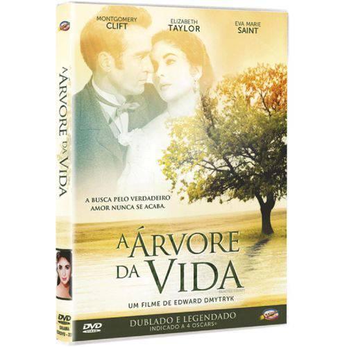 DVD a Árvore da Vida - Edward Dmytryk