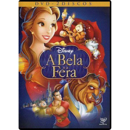 DVD a Bela e a Fera - 2 Discos