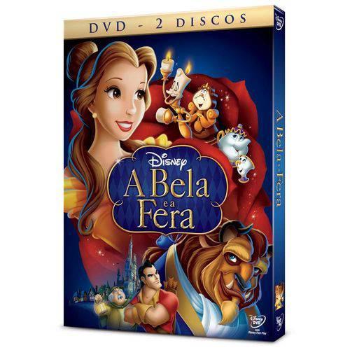 DVD a Bela e a Fera - Edição Especial 2010 (DVD Duplo)