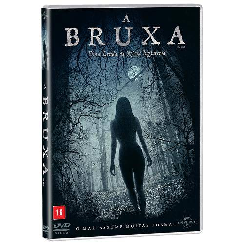Dvd - a Bruxa
