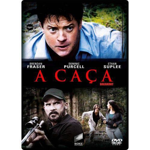 Dvd a Caça - Brendan Fraser, Dominic Purcell