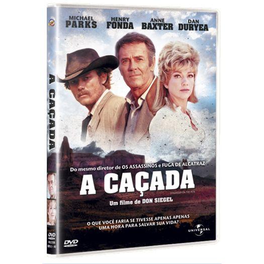 DVD a Caçada