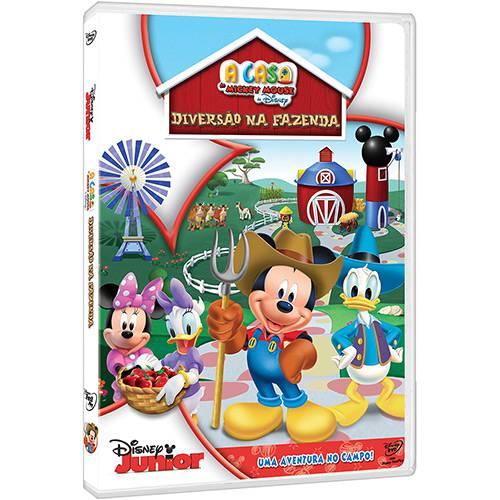 DVD a Casa do Mickey Mouse da Disney: Diversão na Fazenda