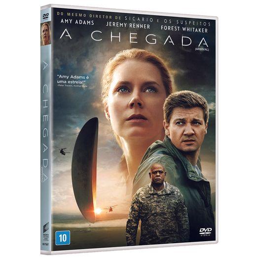 DVD a Chegada